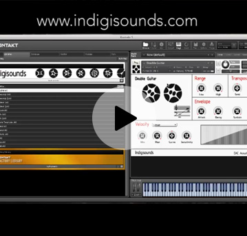 INDIGISOUNDS PAN SAMPLES DEMO